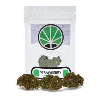 strawberry-marijuana