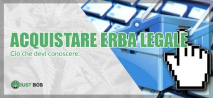 acquistare erba legale online