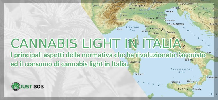 cannabis light italia