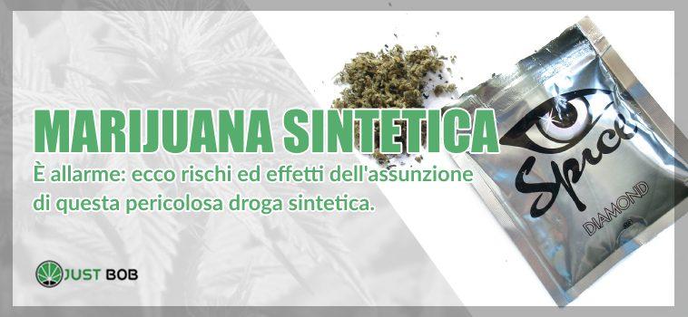 marijuana sintetica