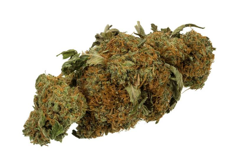 ricetta burro alla cannabis