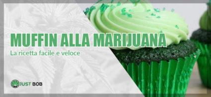 muffin marijuana ricetta ufficiale