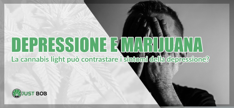 depressione e marijuana