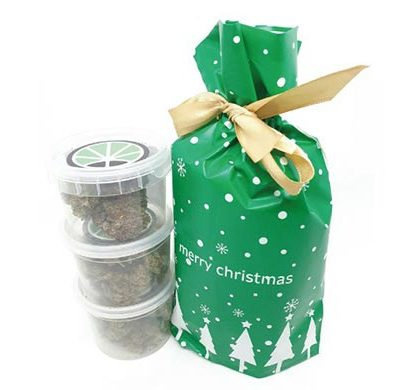 Cannabis Light regalo di Natale