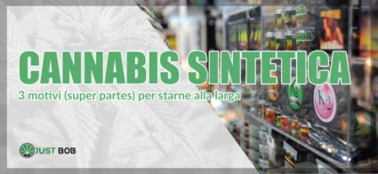 Cannabis sintetica effetti e rischi