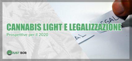 cannabis legalizzazione marijuana light
