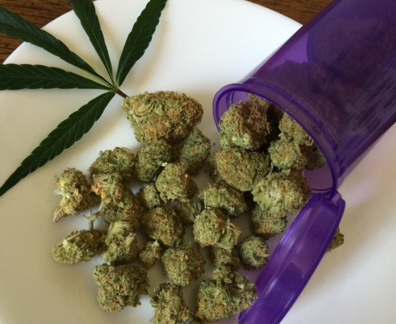 limite THC alimenti a a base di cannabis