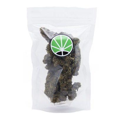confezione fiori Orange Bud Cannabis cbd