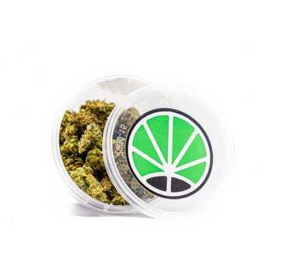 Barattolo con cime di Small Buds mix cannabis light