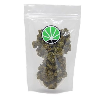 packaging di fiori di marijuana light lemon cheese