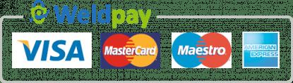 metodi pagamento weldpay