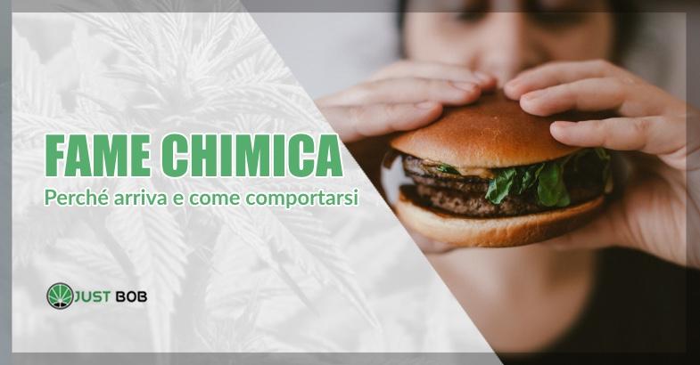 fame chimica da cannabis