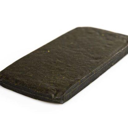 Tavoletta di Hashish legale Gorilla Glue di cbd al 20%