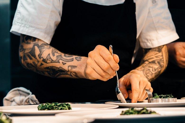 cucinare con la cannabis light