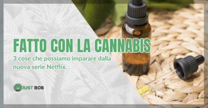 serie tv Fatto con la cannabis