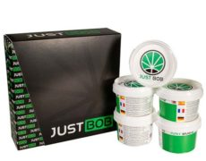 JustBob Kit Platinum Cannabis Light