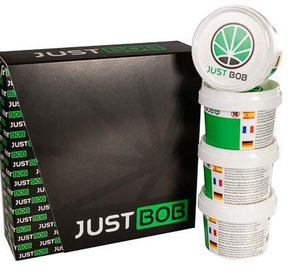 Kit Gold JustBob erba legale