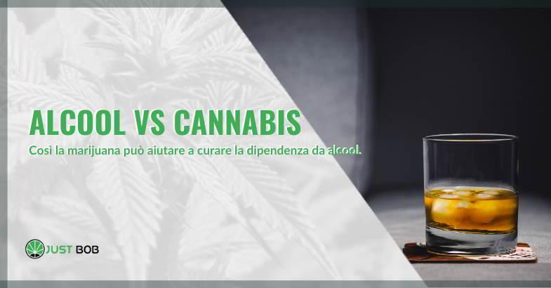 Alcol vs cannabis curativa
