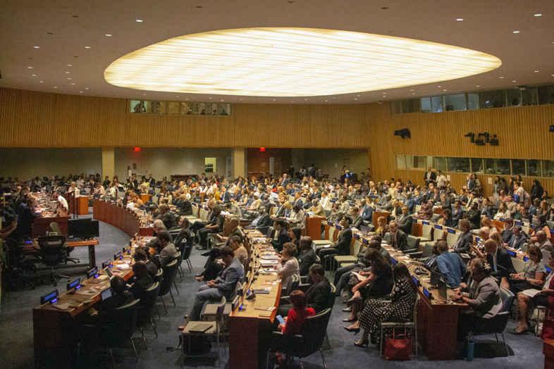 riunione Onu sulle proprietà della cannabis per uso terapeutico