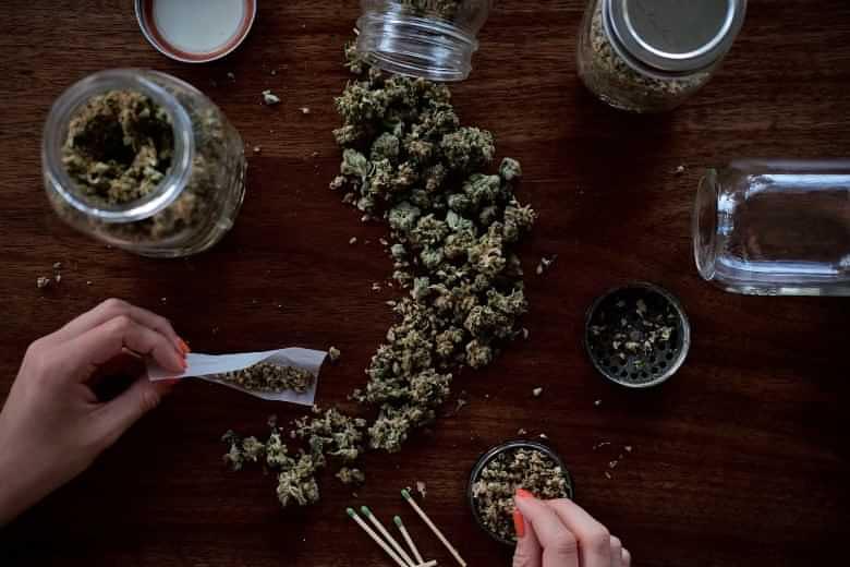 effetti della marijuana legale