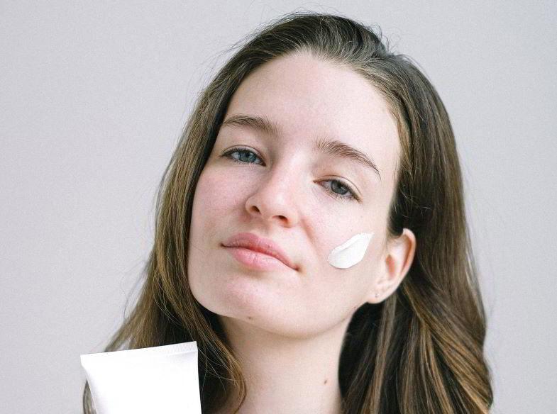CBG approvato come cosmetico adatto alla pelle delicata.