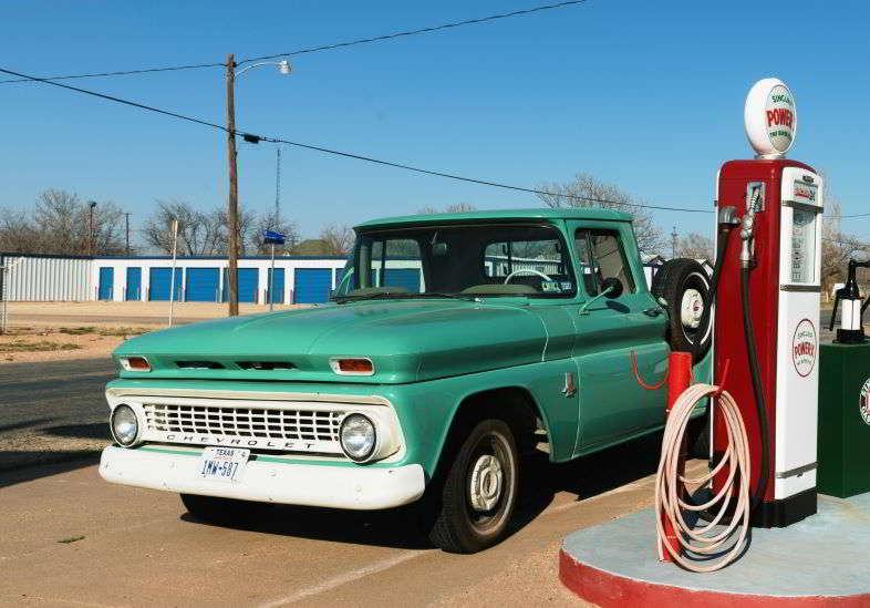 canapa come carburante per auto
